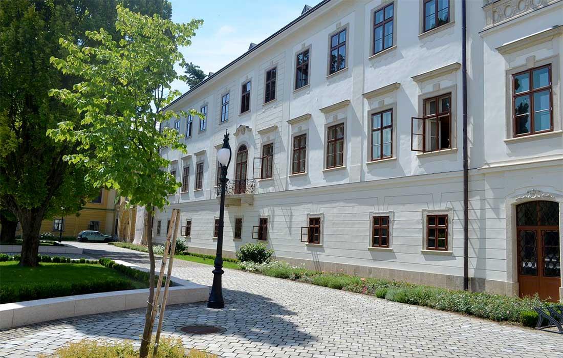 Érseki palota - Eger