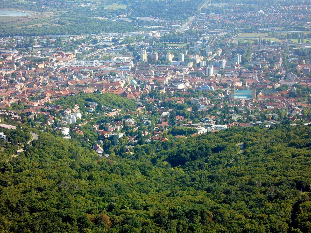 Pécs - Tv-torony