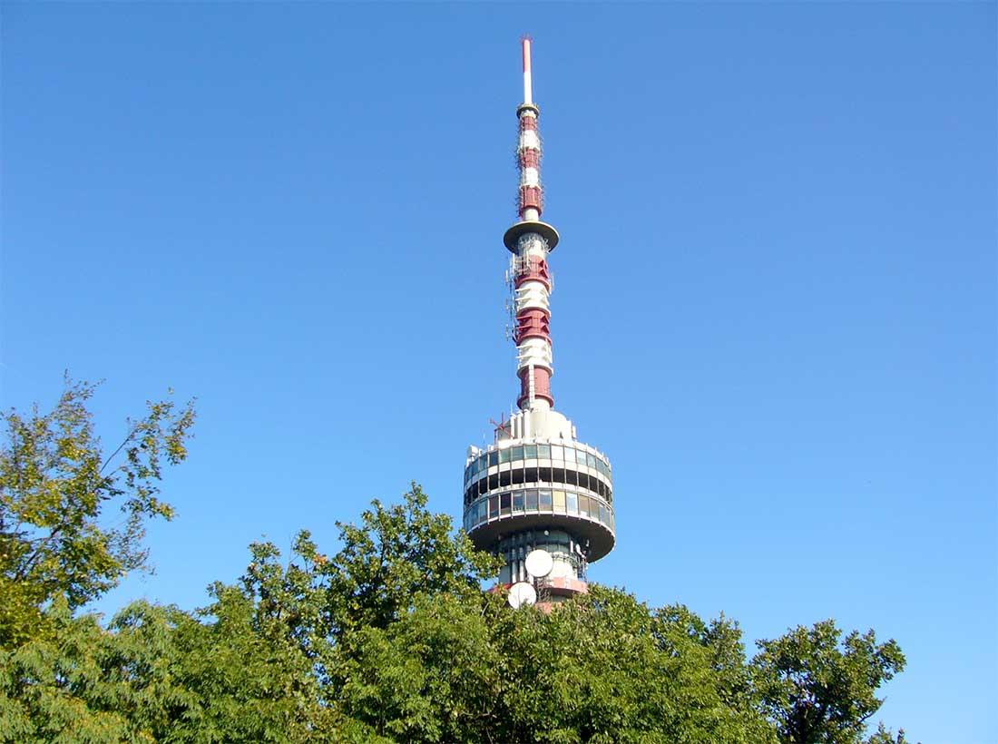 Tv-torony - Pécs