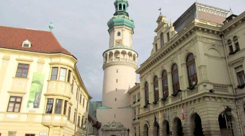 Tűztorony - Sopron