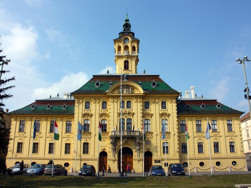 Városháza - Szeged