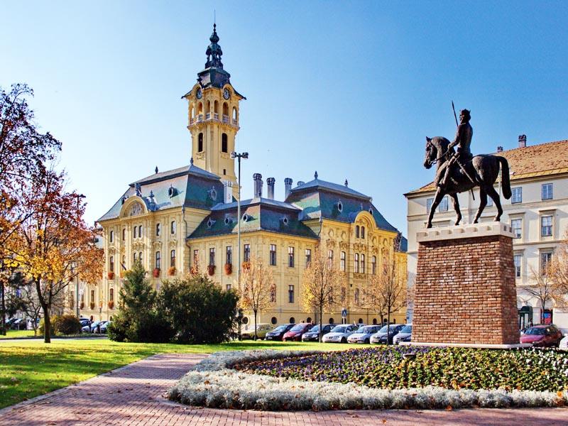 Városháza-Szeged