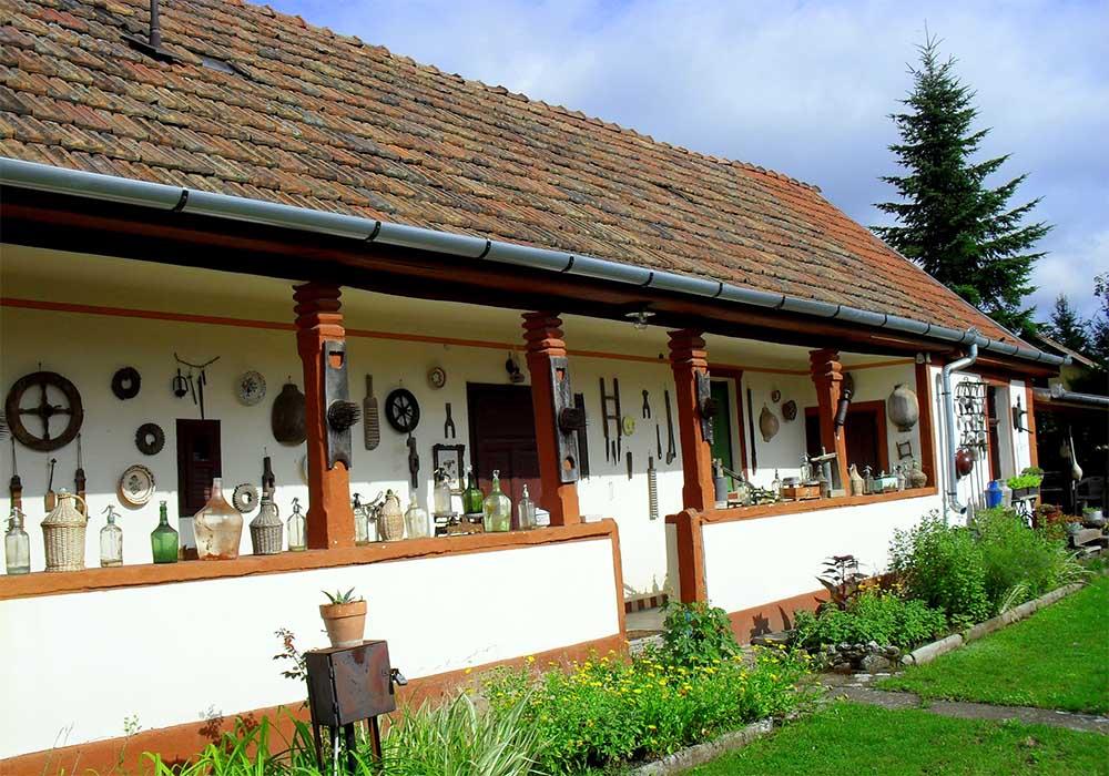 Bogácsi tájház