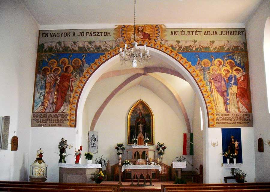 Szent Márton templom - Bogács