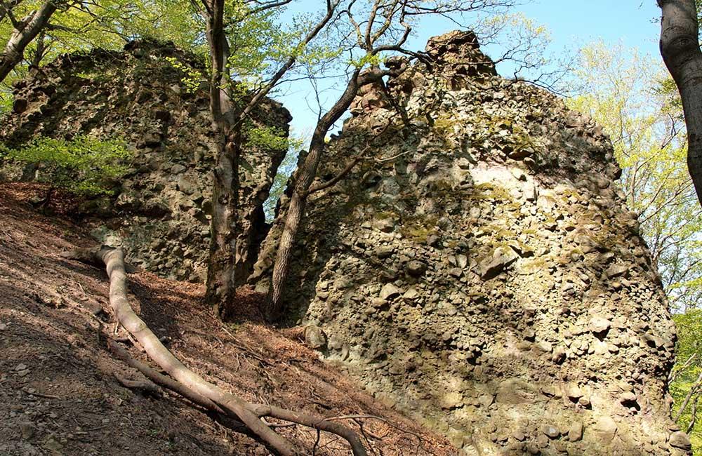 Thirring sziklák - dobogókő