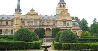 Wenckheim kastély – Szabadkígyós