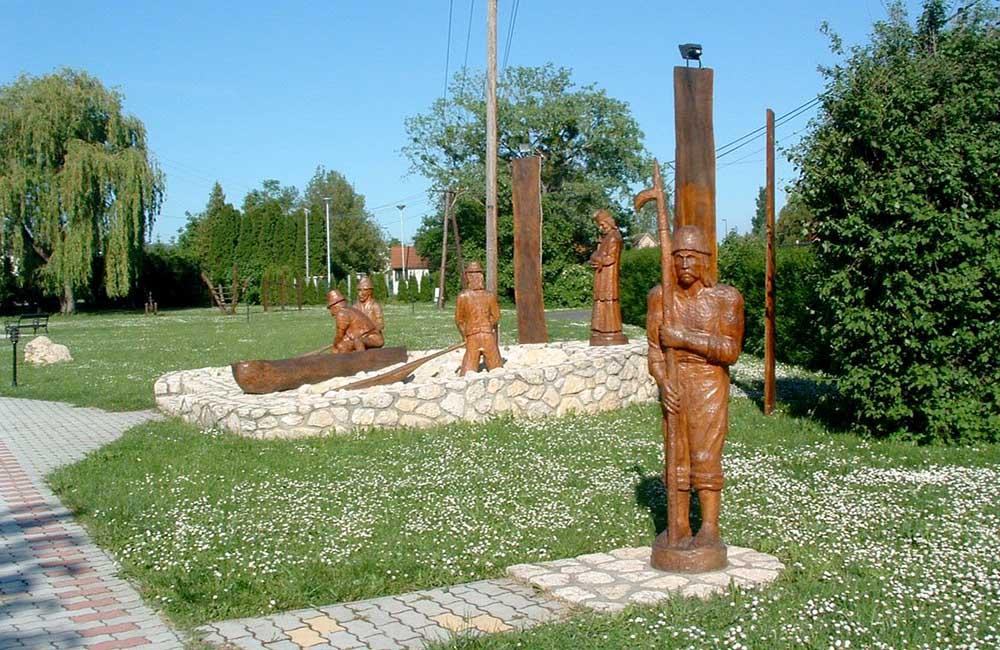 Balatoni halászok parkja - Vonyarcvashegy
