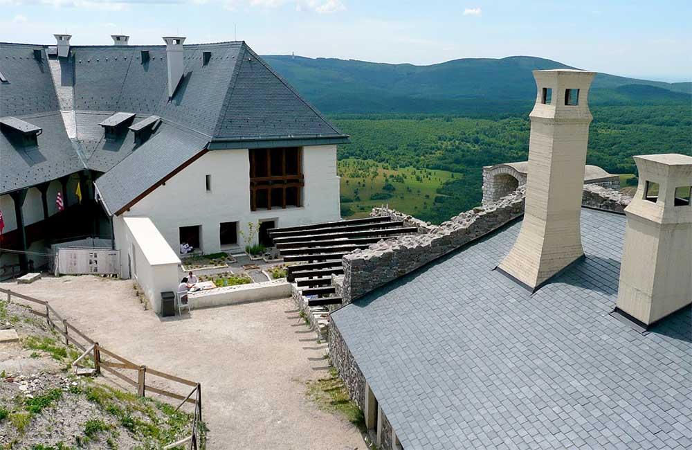 Füzéri vár - felsővár