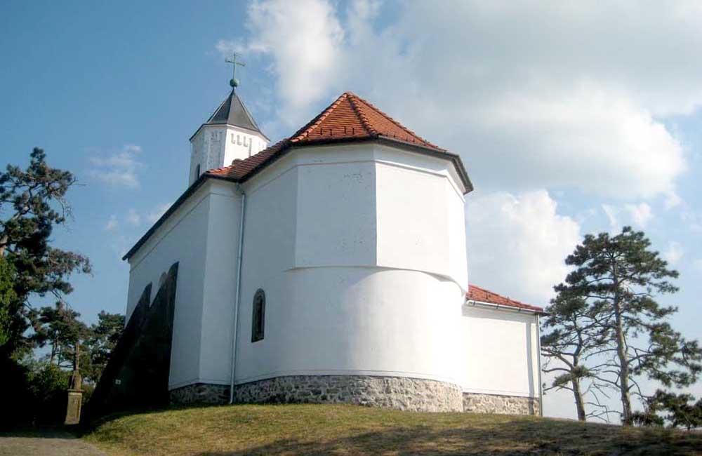 Vonyarvashegy kápolna