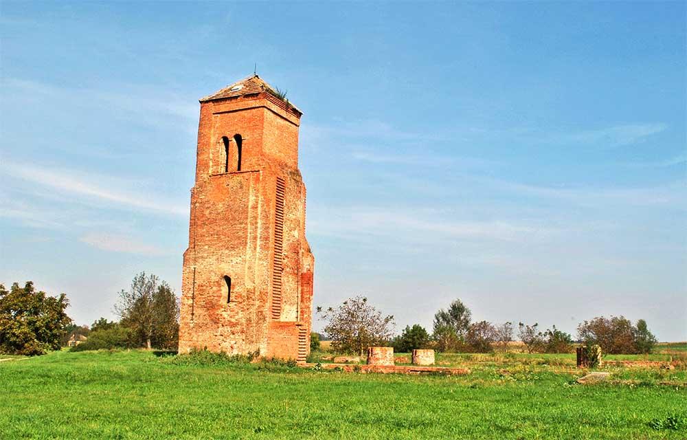 Csonka torony - Herpály