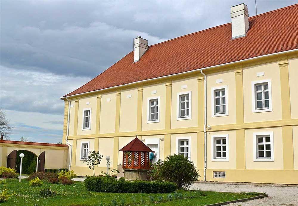 Andrássy kastély - Szécsisziget