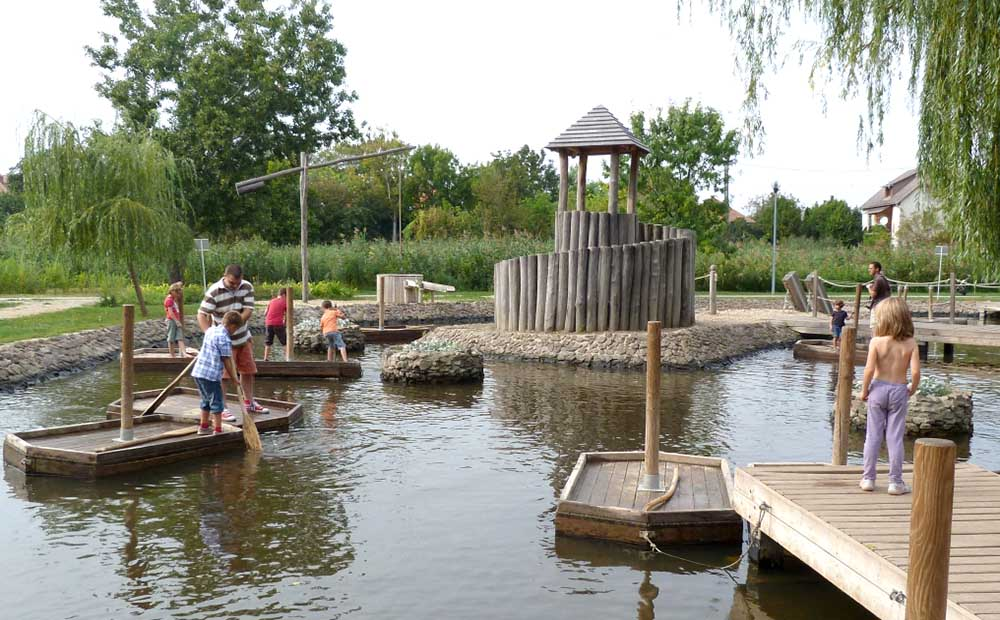 Tisza-tavi ökocentrum - Tutajos tó
