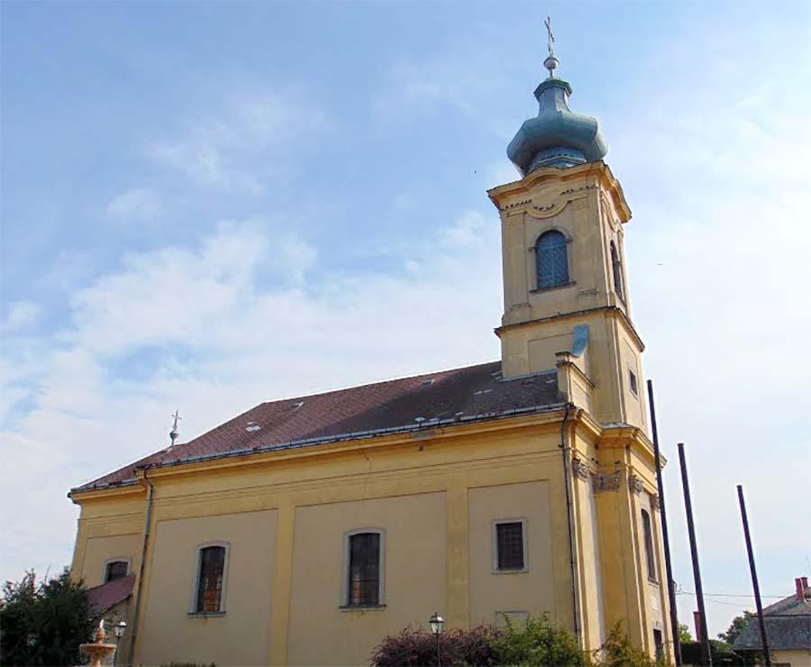 Katolikus Templom - Poroszló