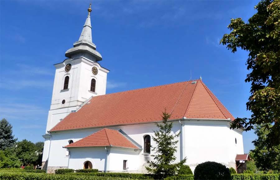 Református templom - Abádszalók