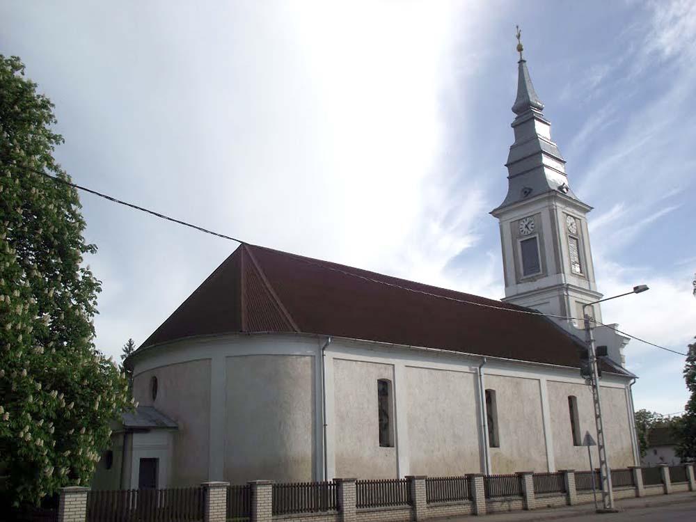 Református Templom - Poroszló