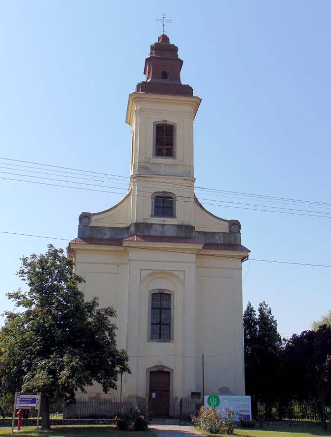Római katolikus templom - Kisköre