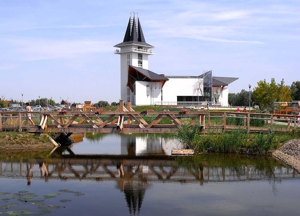 Tisza-tavi Ökocentrum - Poroszló