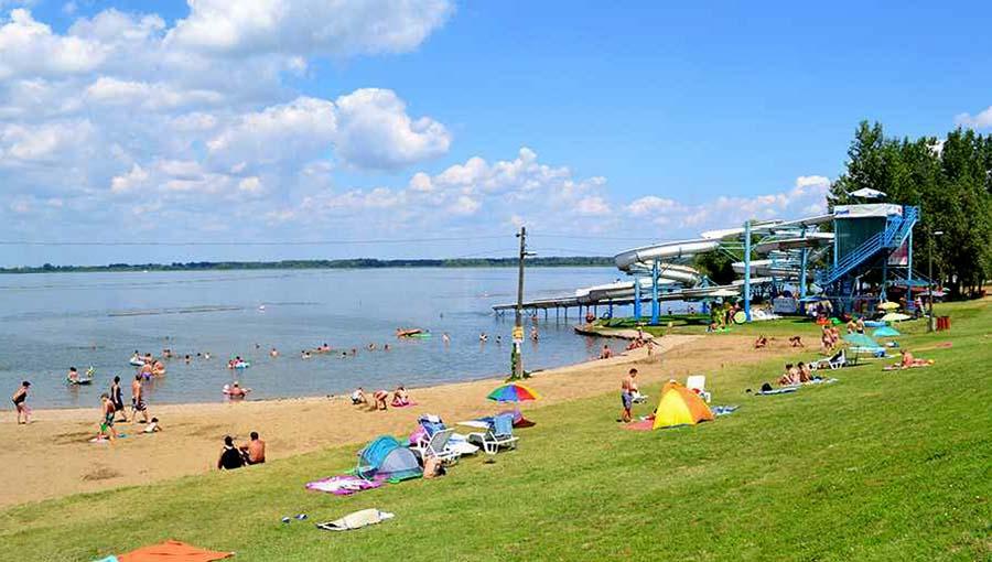Tisza-tó Abádszalók