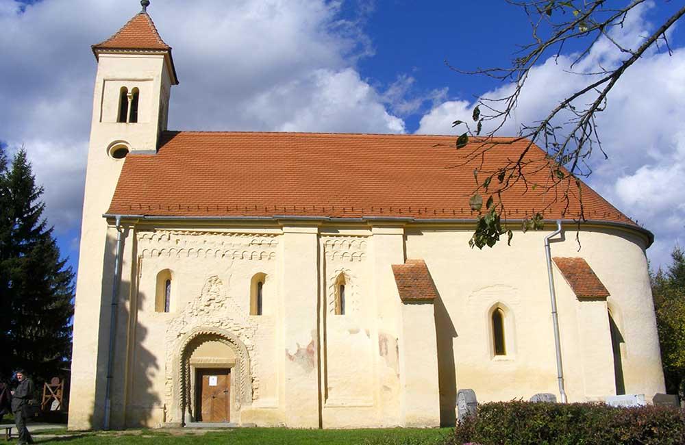 Árpád kori templom - Őriszentpéter