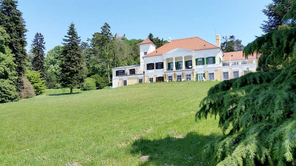 Esterházy kastély parkja - Szigliget