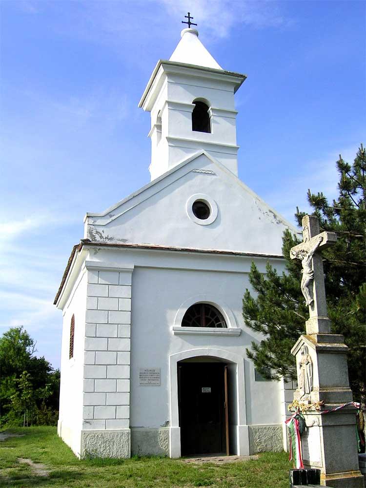 Hegyi kápolna - Szigliget