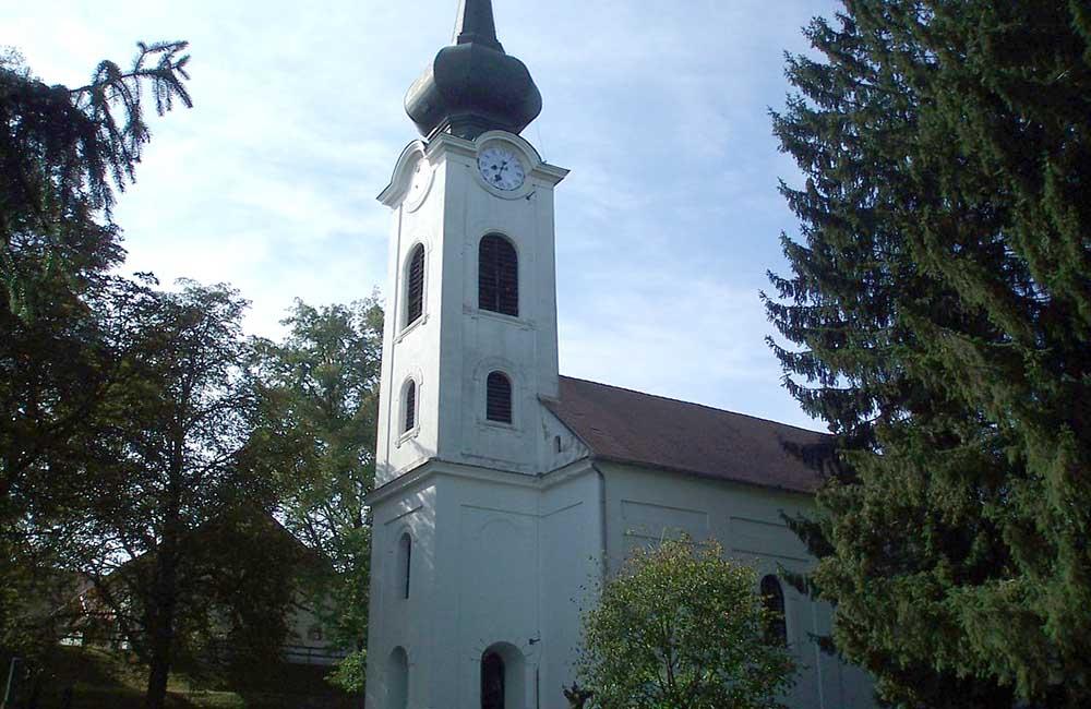 református templom - Őriszentpéter