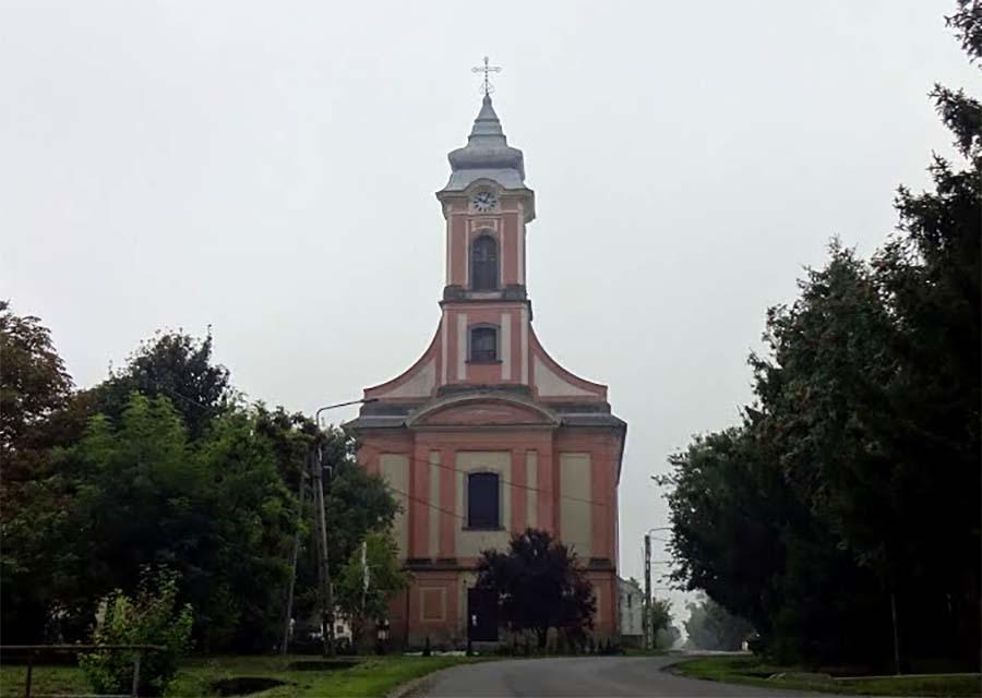 Római Katolikus Templom - Sarud