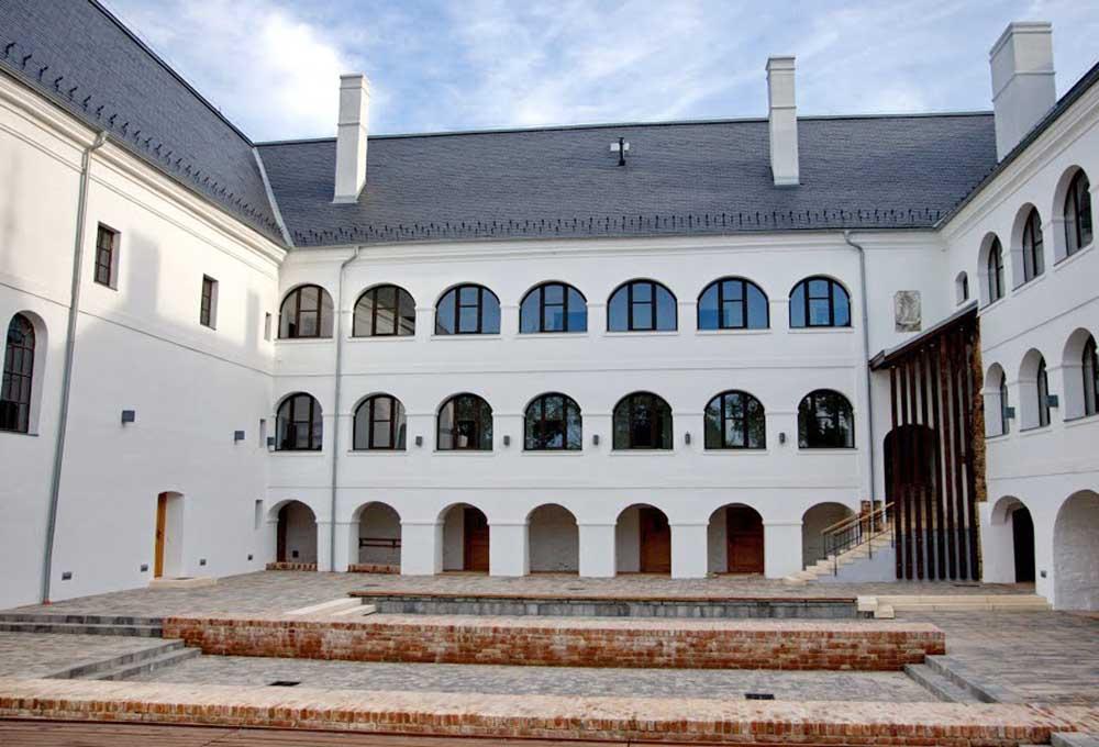 Egervári vár