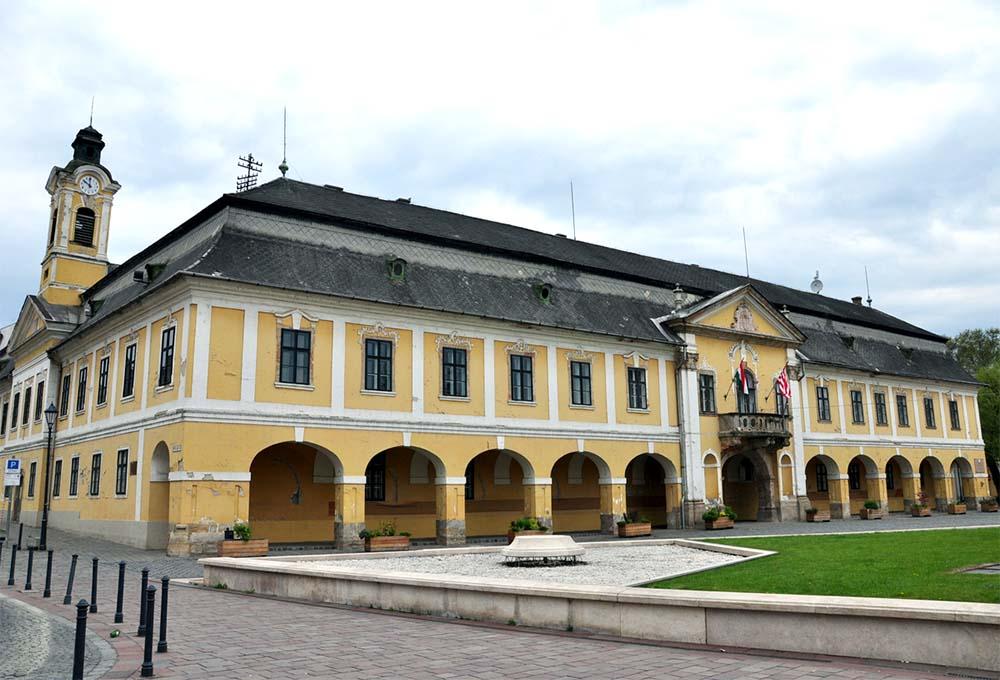 Esztergom városháza