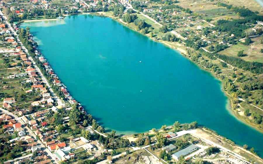 Palatinus tó - Esztergom