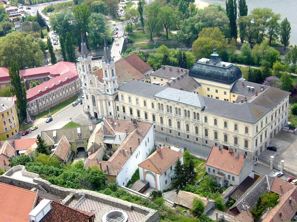 Prímás palota - Esztergom