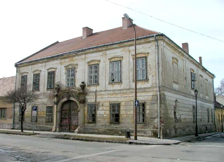 Sándor palota - Esztergom