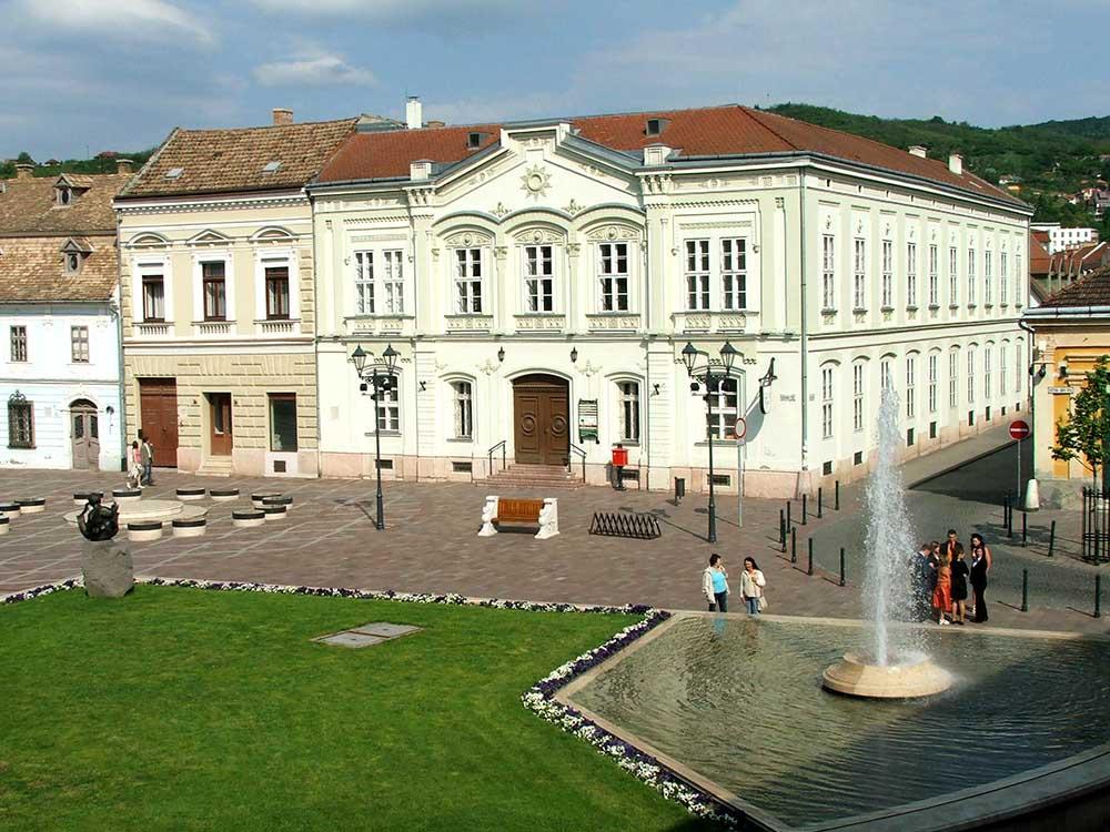 Müller ház - Posta - Esztergom