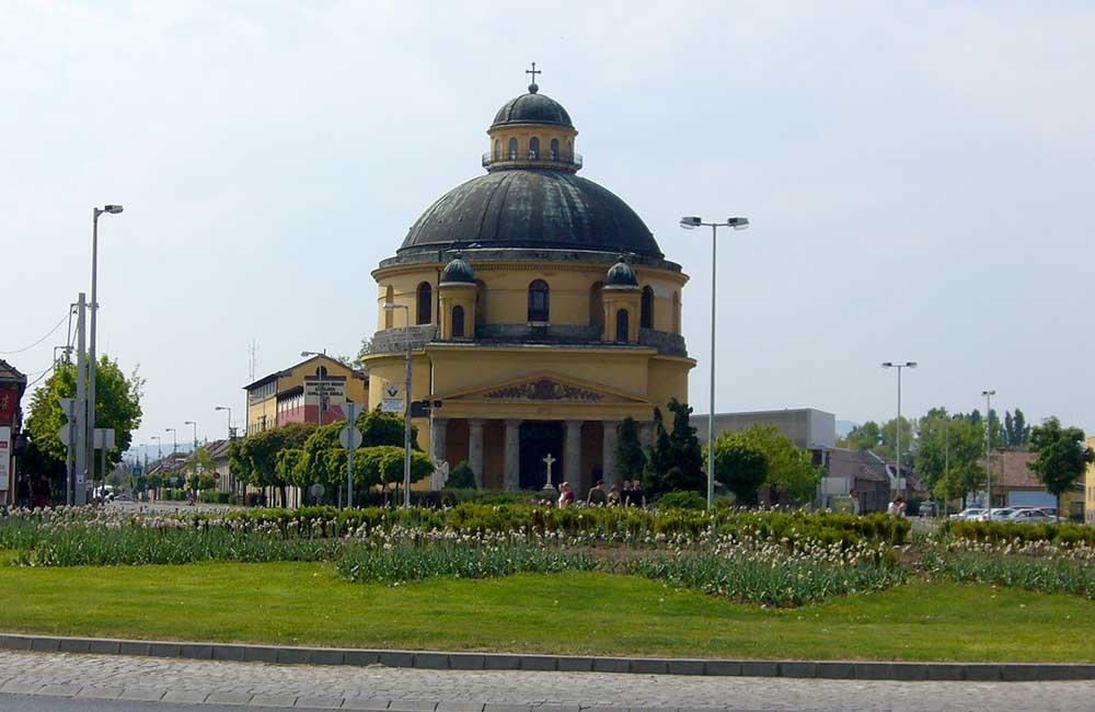 Szent Anna templom - Esztergom