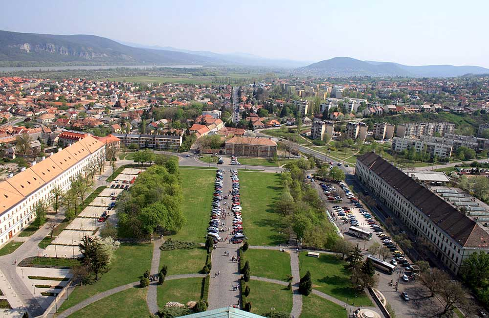 Szent István tér - Esztergom