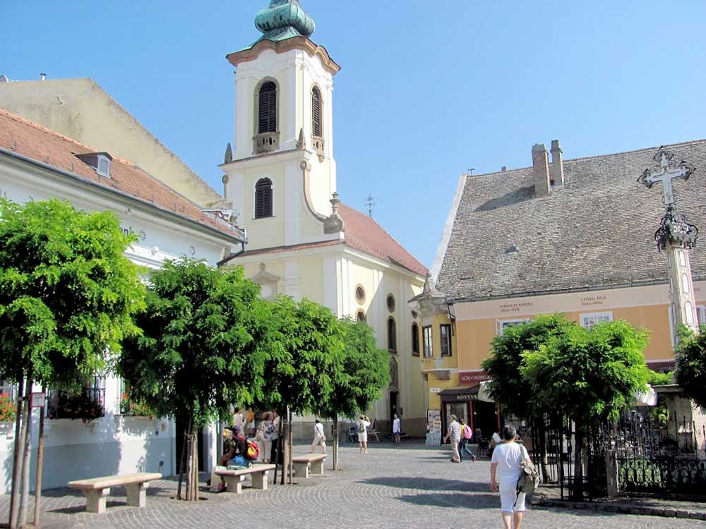 Szentendre - Fő tér