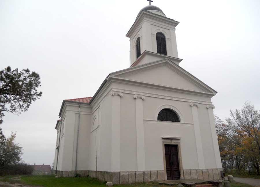 Katolikus templom - Iszkaszentgyörgy