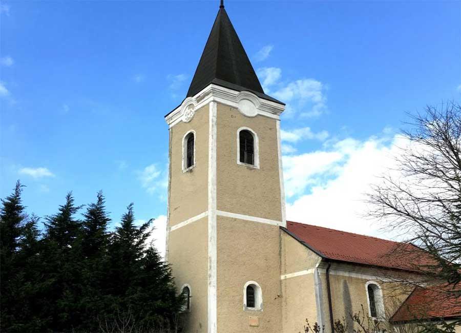 Református templom - Iszkaszentgyörgy