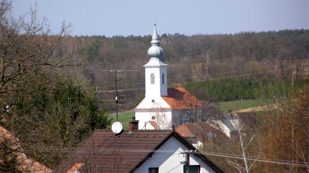 Református templom - Nagyrákos
