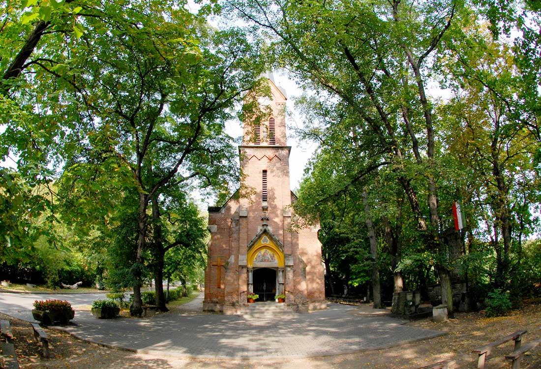 Szent Anna Plébánia - Leányfalu