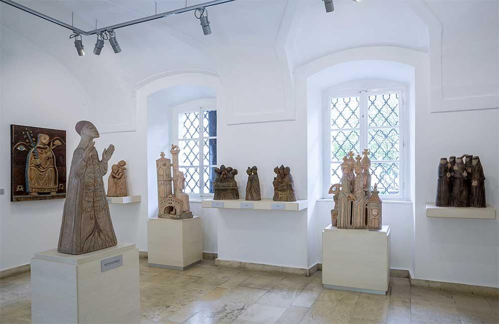 Kovács Margit kerámia múzeum - Szentendre