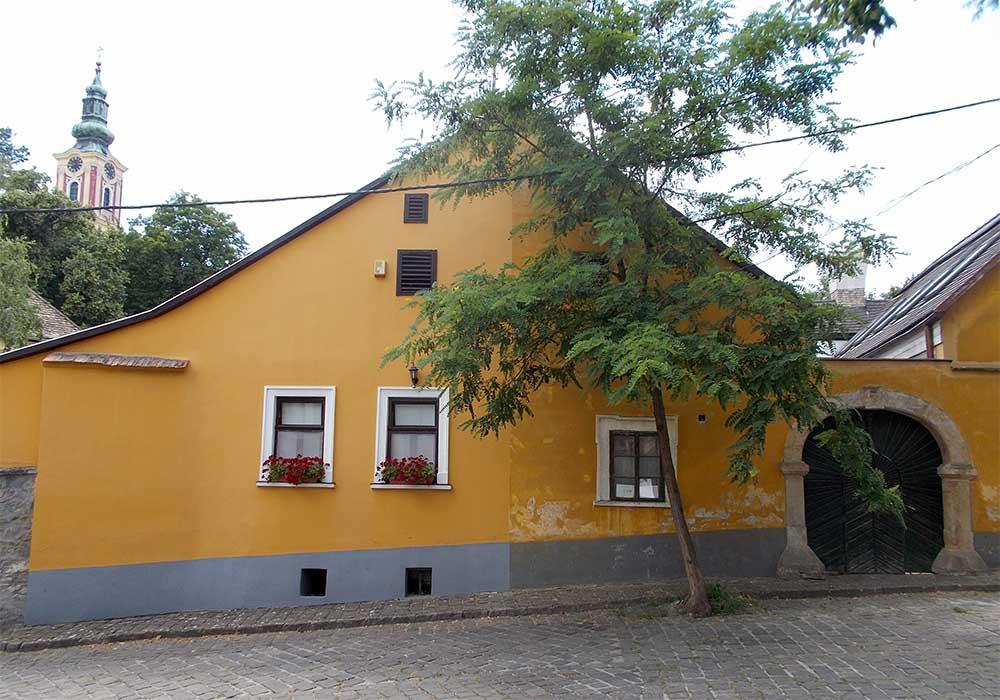 Ráby ház - Szentendre