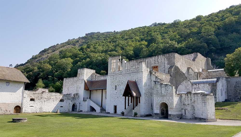 Királyi palota- Visegrád