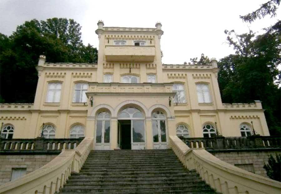 Pálffy kastély - Visegrád