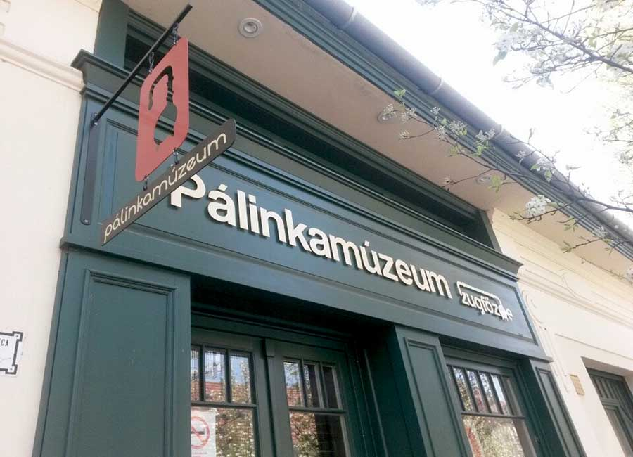Pálinkamúzeum - Visegrád