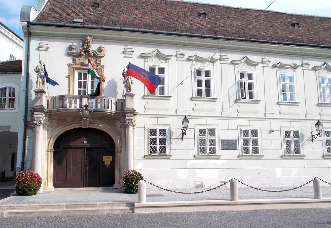 Városháza - Székesfehérvár