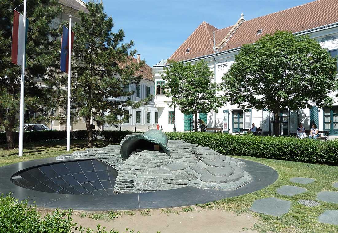 Városháza tér - Székesfehérvár