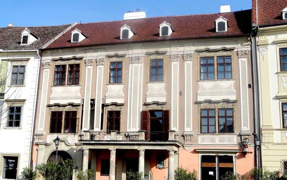 Lackner ház - Sopron