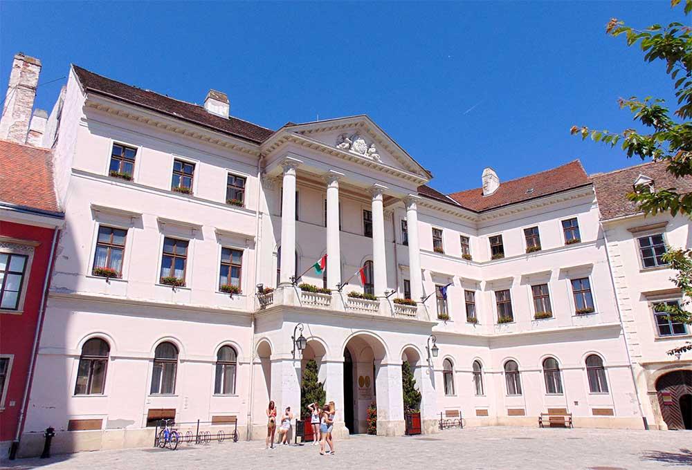 Sopron Vármegyeháza