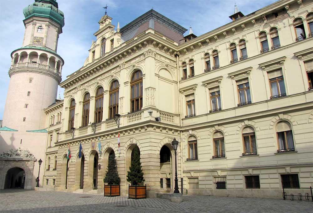 Sopron Városháza